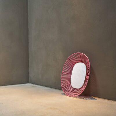 Spiegel Cesta, oval von Ames jetzt online kaufen