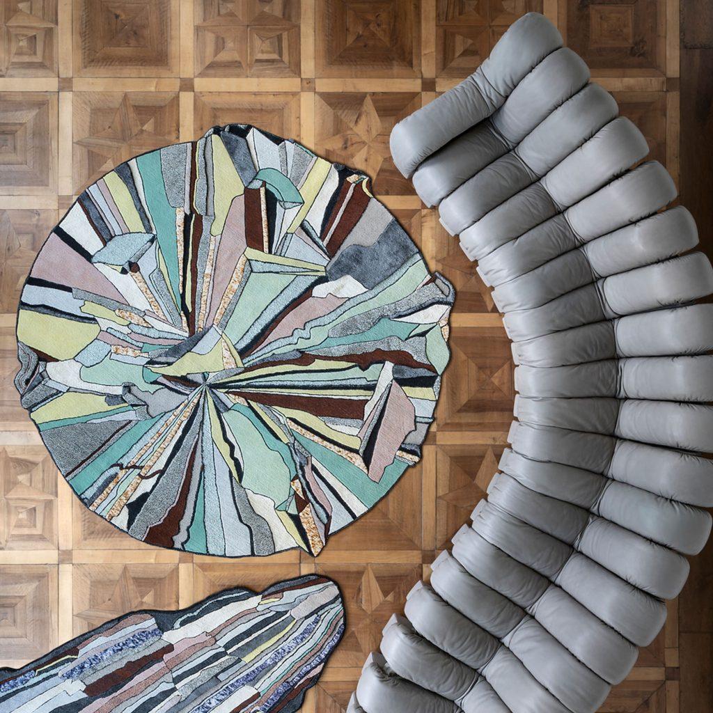 Design-Teppich von CC-TAPIS jetzt online kaufen