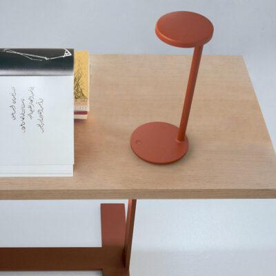 Tischleuchte Oblique von Flos jetzt online kaufen