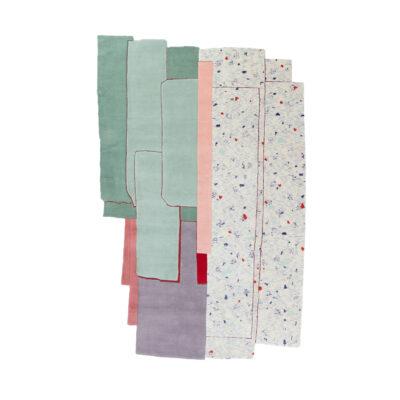 Design-Teppich Patcha von CC-Tapis jetzt online kaufen