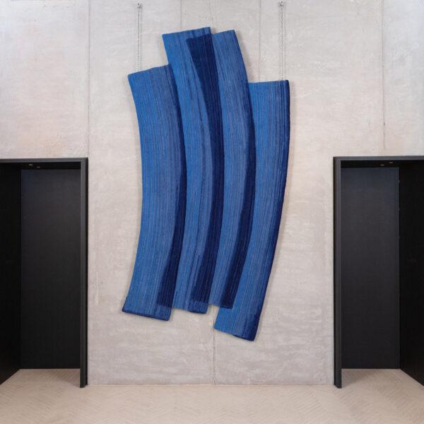 Handgefertigten Design-Teppich Stroke von CC-Tapis jetzt online kaufen