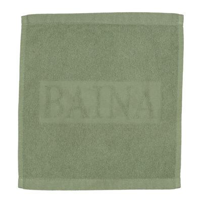 Baina Gesichtshandtuch aus 100% Bio-Baumwolle online kaufen