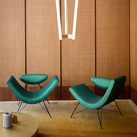 Sessel Reversivel von Tacchini jetzt online kaufen