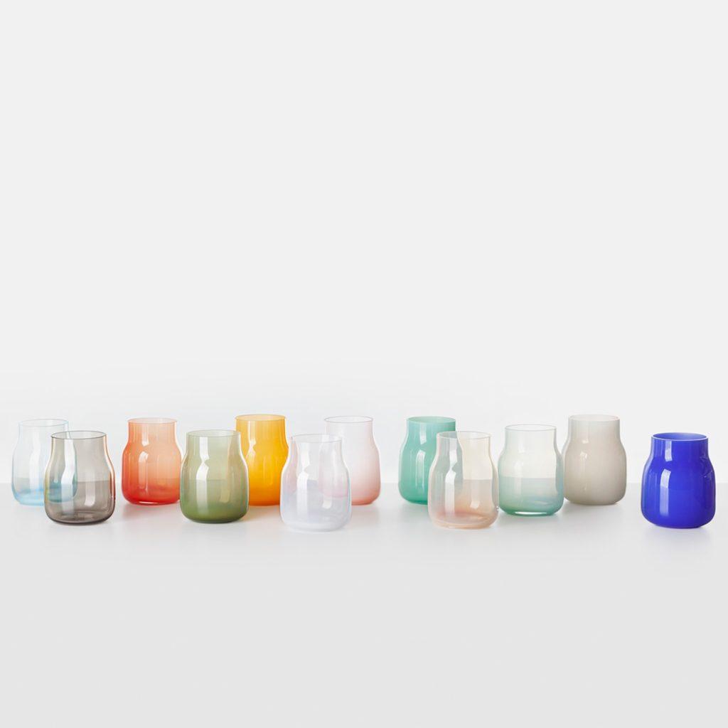 Vase Bandaska von Dechem jetzt online kaufen