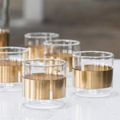 Glas Copper Chemistry von Serax jetzt online kaufen