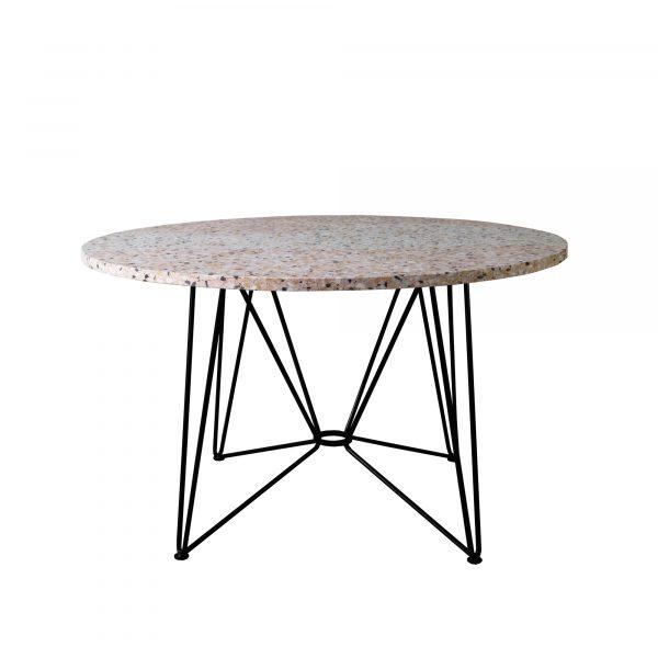Esstisch The Ring Terrazzo von Acapulco Design jetzt online kaufen