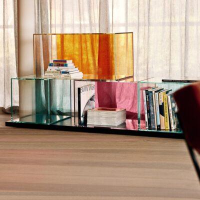 Lowboard Quantum 08 von GlasItalia jetzt online kaufen