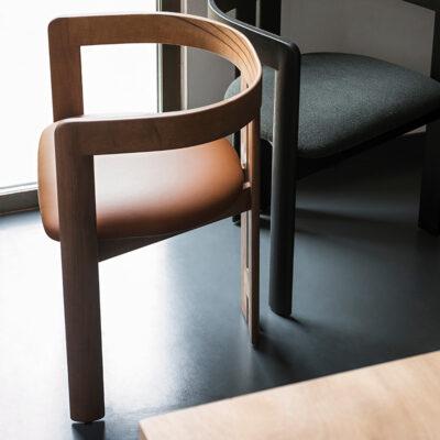 Stuhl Pigreco von Tacchini jetzt online kaufen